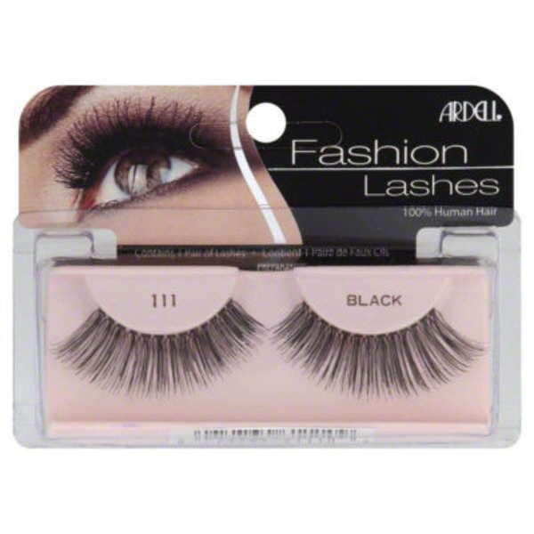 Ardell Lashes- Black 111