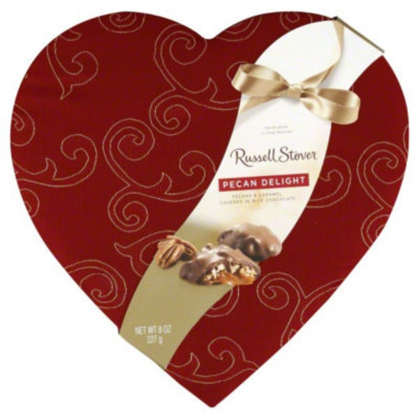 Russell Stover Pecan Delight Chocolates