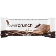 Power Crunch Triple Chocolate Protein Energy Bars, 1.4 oz, 12 count