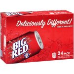 Big Red Soda, 12 fl oz, 24 pack