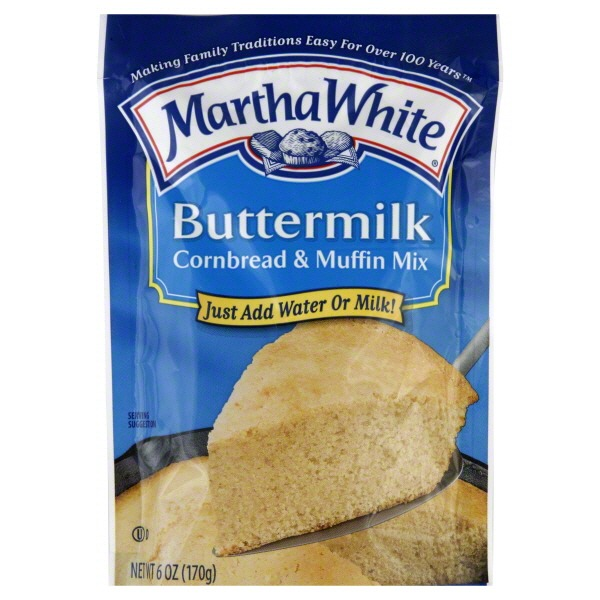 Martha White Buttermilk Cornbread & Muffin Mix
