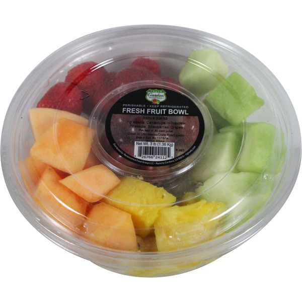 Gourmet Fruit Bowl