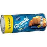 Pillsbury Big & Buttery Crescent Rolls, 8 ct, 12 oz