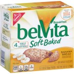 belVita Breakfast Soft Baked Breakfast Biscuits Banana Bread, 1.76 oz, 5 Count
