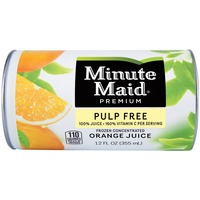 Minute Maid Pulp Free Frozen Concentrate Orange Juice