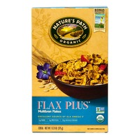 Nature's Path Organic Flax Plus Multibran Flakes