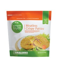 Simple Truth Meatless Crispy Patties