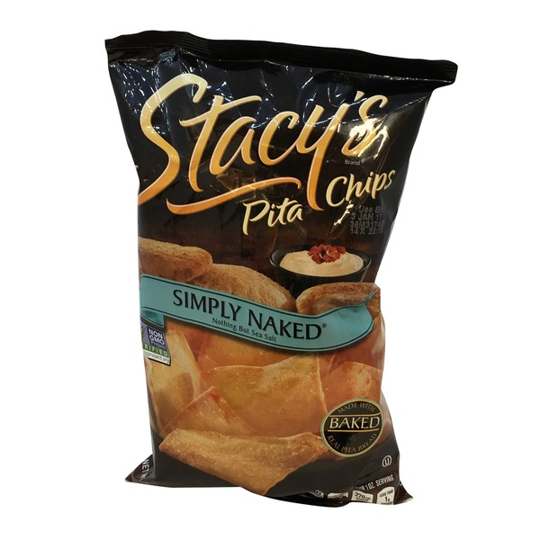 Stacy's Pita Chips Simply Naked
