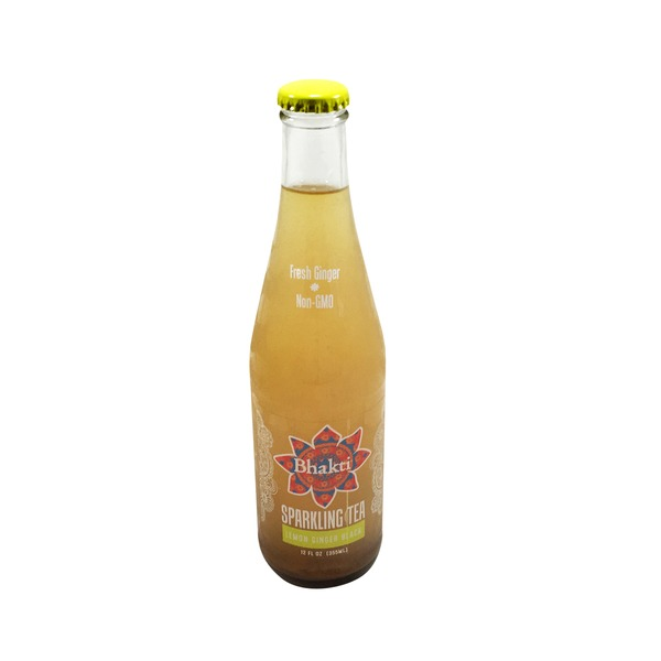 Bhakti Sparkling Lemon Ginger Black Tea