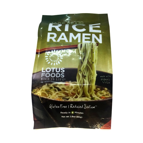 Lotus Foods Jade Pearl Rice Ramen