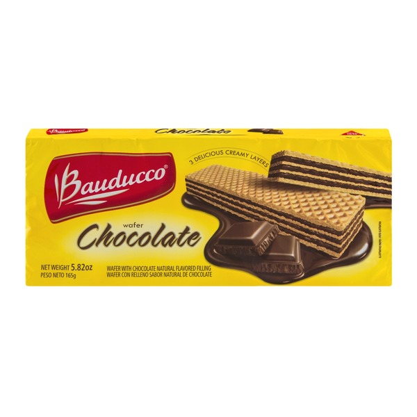 Bauducco Chocolate Wafer
