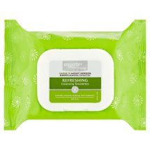 Equate Beauty Refreshing Wet Cleansing Towelettes, 40 Ct