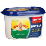 Land O Lakes Spreadable Butter with Olive Oil & Sea Salt, 13 oz