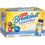 Carnation Breakfast Essentials Coffee Mix, Classic French Vanilla, 8 Fl Oz, 12 Bottles, 1 Count