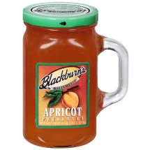 Blackburn's Apricot Preserves, 18 oz