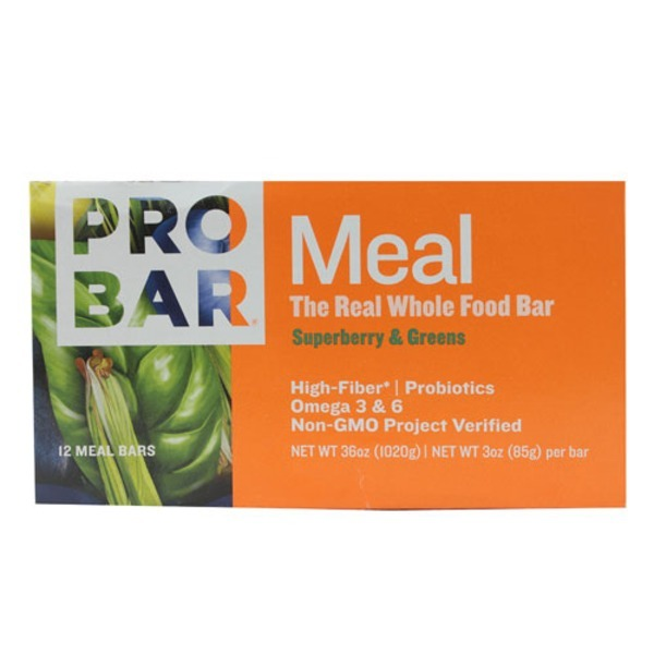 Probar Superberry And Greens Bars