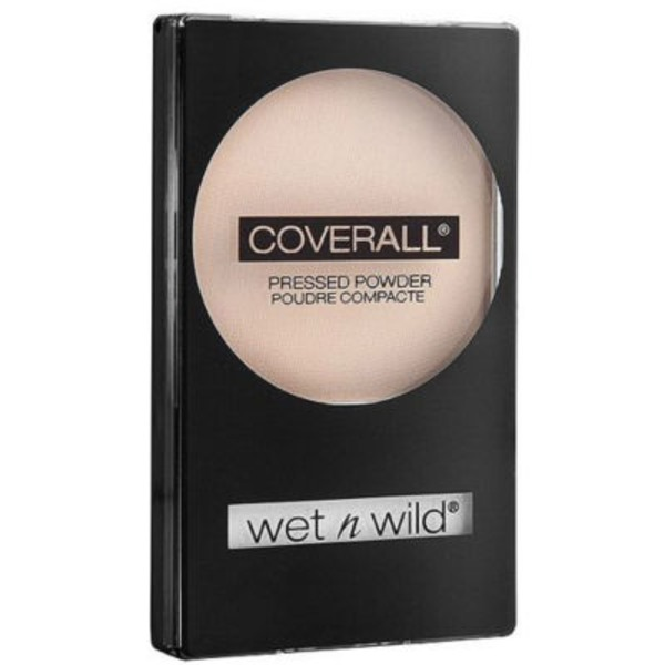 Wet n' Wild Coverall Pressed Powder 824B Light/Medium