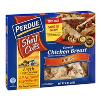 Perdue Short Cuts Chicken Breast Grilled Carved