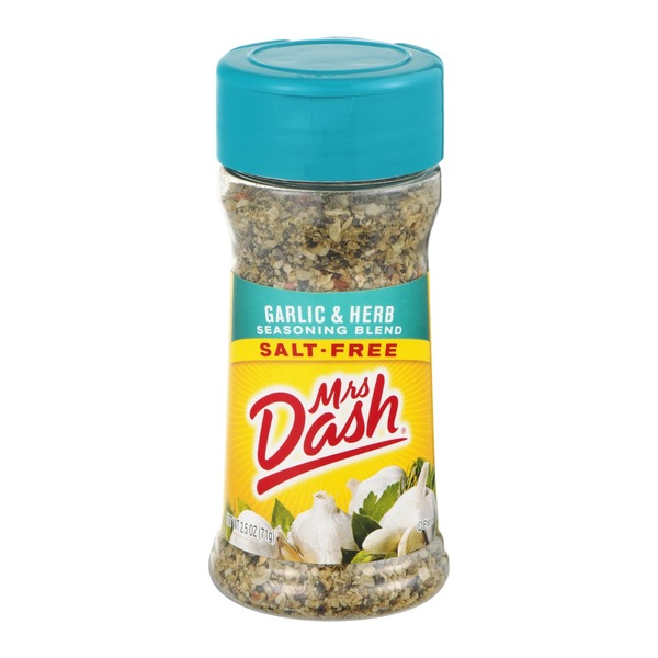 Mrs. Dash Mrs. Dash Salt-Free Seasoning Blend Garlic & Herb