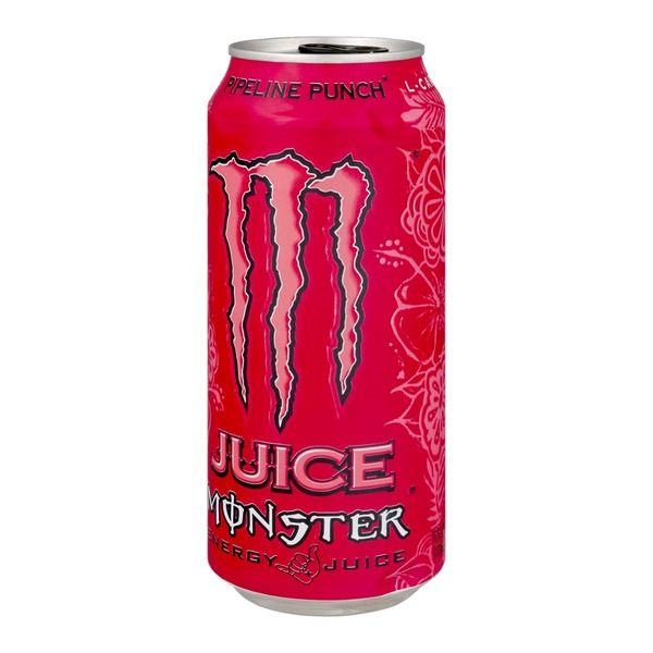 Monster Energy Juice Pipeline Punch