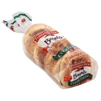Pepperidge Farm Bagels Everything - 6 CT
