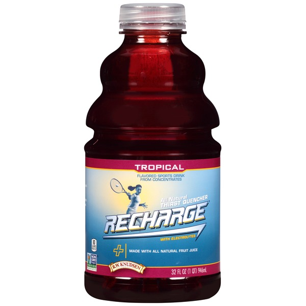 Recharge Tropical Flavored Sports Drink
