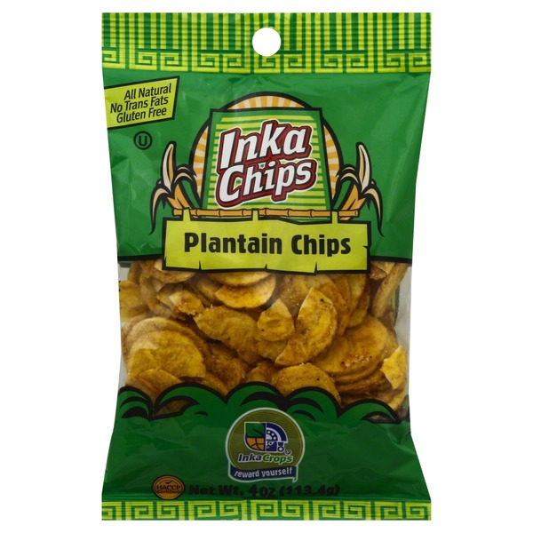 Inka Chips Plantain Chips