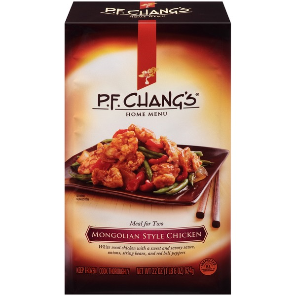 P.F. Chang's Home Menu Mongolian Style Chicken