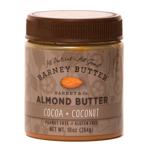 Barney Butter Barney & Co. Almond Butter Cocoa + Coconut