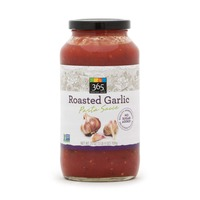 365 Roasted Garlic Pasta Sauce