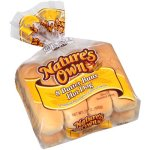 Nature's Own Hot Dog Butter Buns, 8 ct, 15 oz