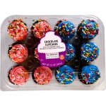 The Bakery Chocolate Cupcakes, 10 oz, 12 Count