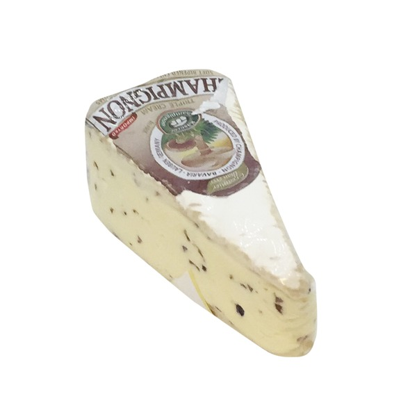Champignon Brie With Mushrooms