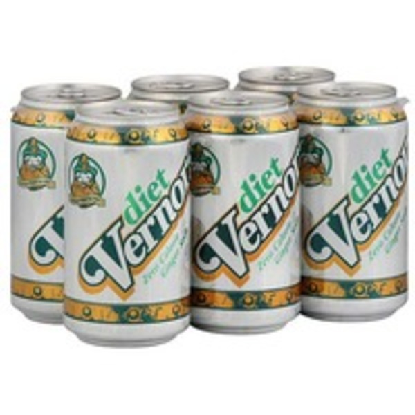 Vernors Diet Ginger Ale