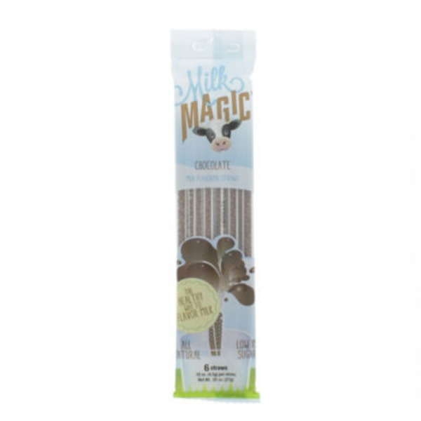Got Milk? Milk Magic Chocolate Milk Flavoring Straws
