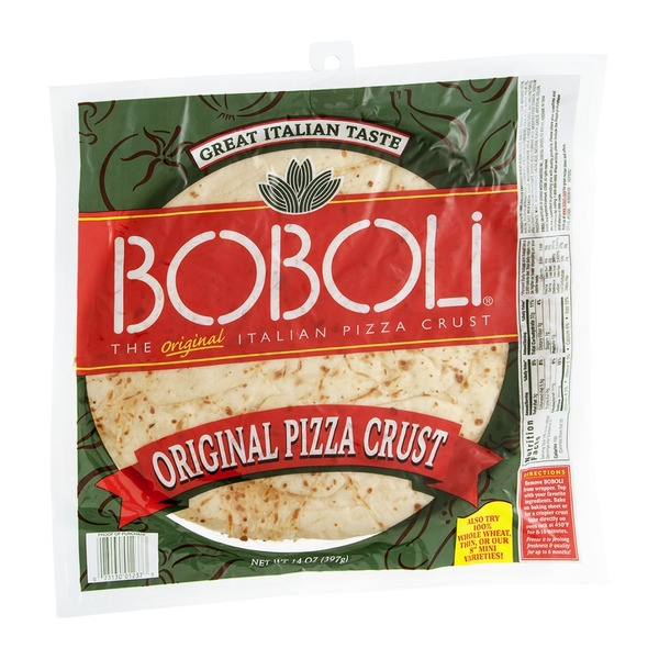 Boboli Original Italian Pizza Crust