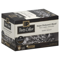 Peets Coffee Coffee K-Cup Packs Major Dickasons
