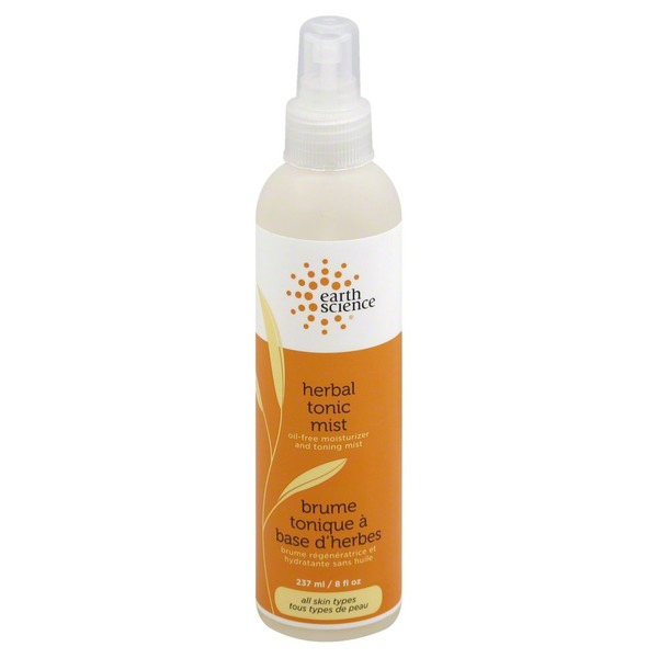 Earth Science Naturals Herbal Tonic Mist All Skin Types