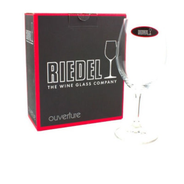 Ridel Ouverture Red Wine Glass Set Of 2