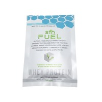 Stronger Faster Healthier Whey Protein Fuel Pouch Coconut