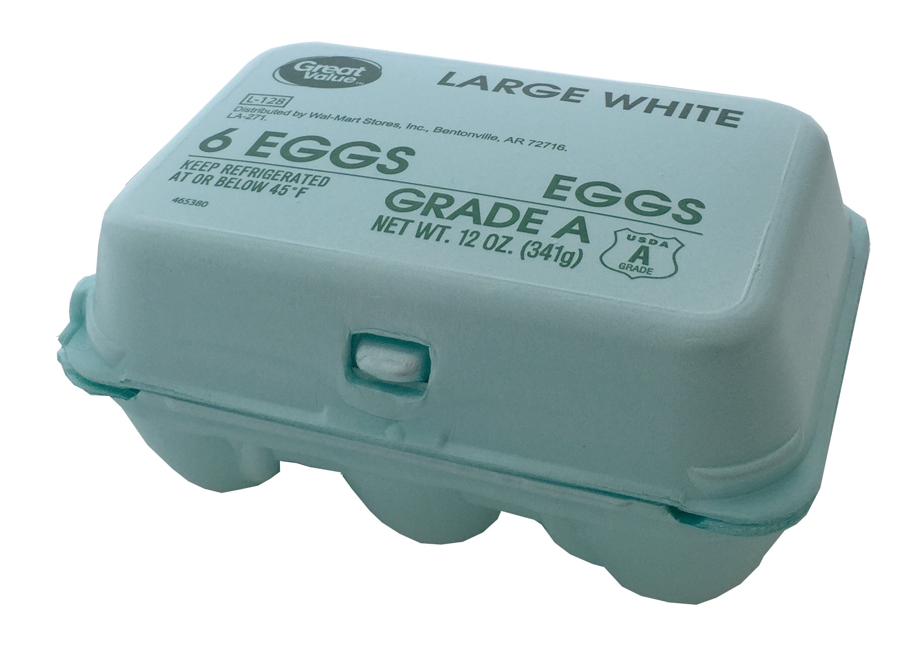 Great Value Large A Eggs