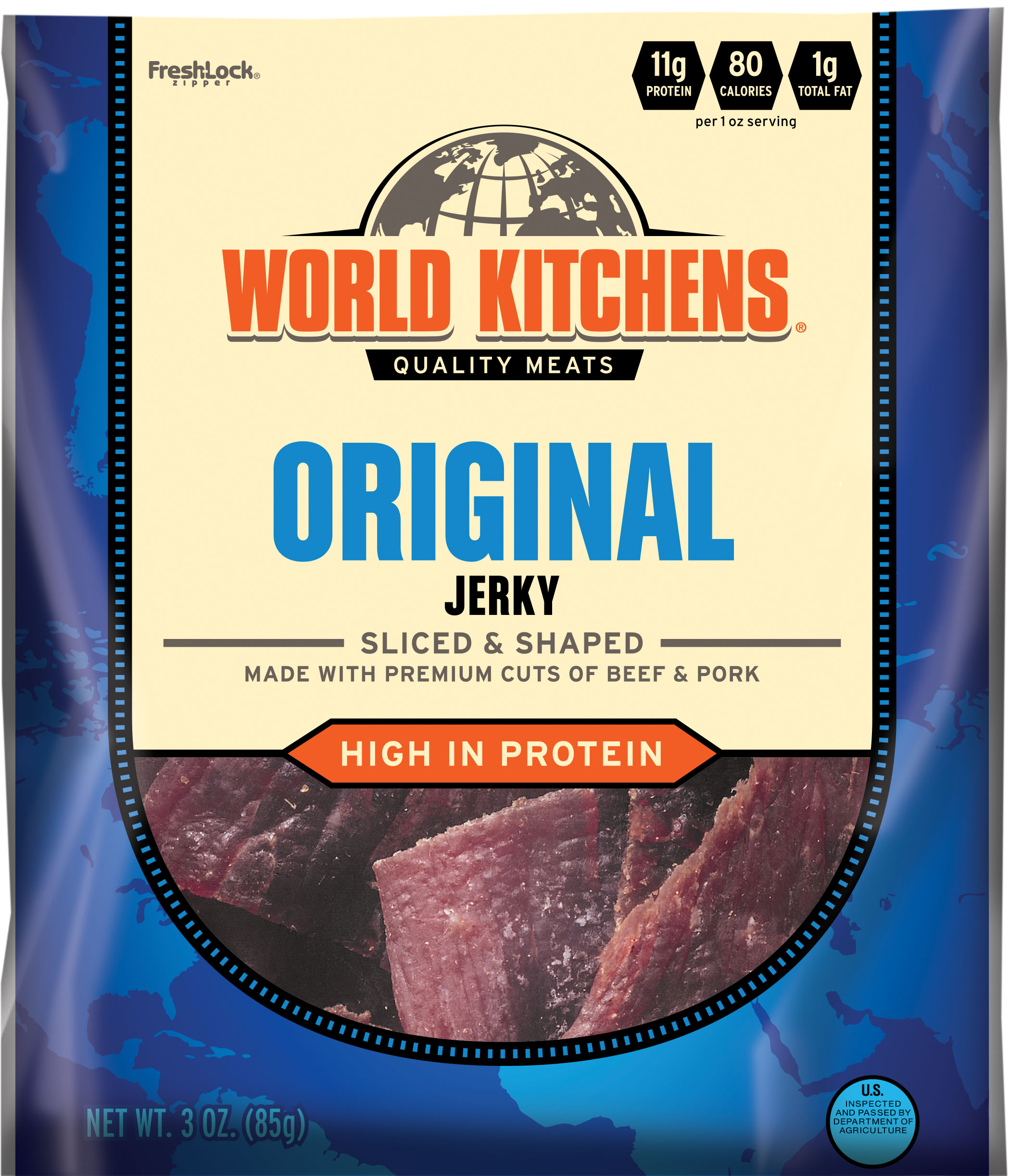 World Kitchens Original Jerky