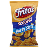 Fritos Corn Chips Scoops Party Size