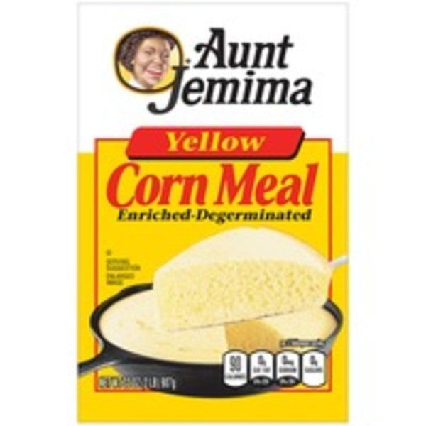 Aunt Jemima Yellow Corn Meal Baking Mix