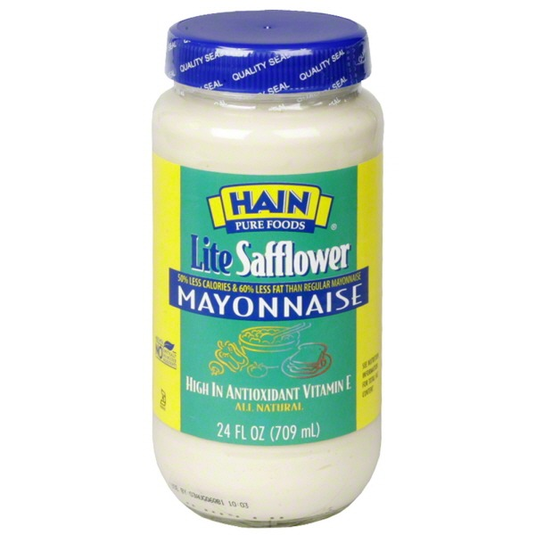 Hain Lite Safflower Mayonnaise
