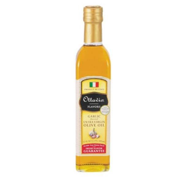 Ottavio Garlic Extra Virgin Olive Oil