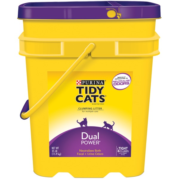 Tidy Cats Clumping Dual Power Cat Litter
