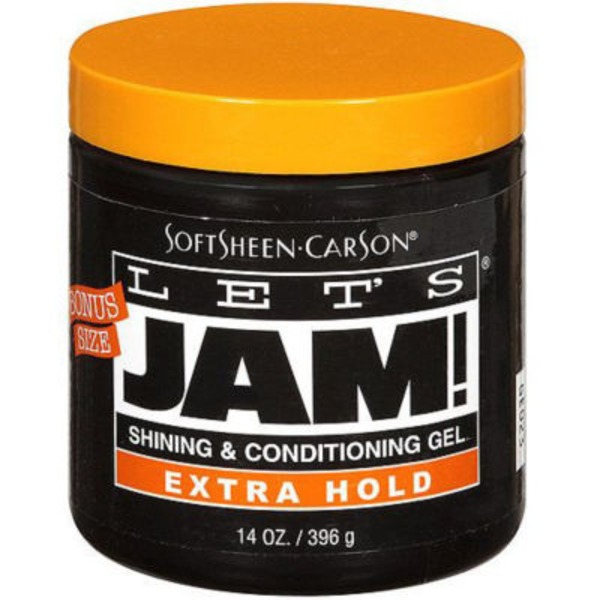 Let's Jam! Extra Hold Condition & Shine Gel
