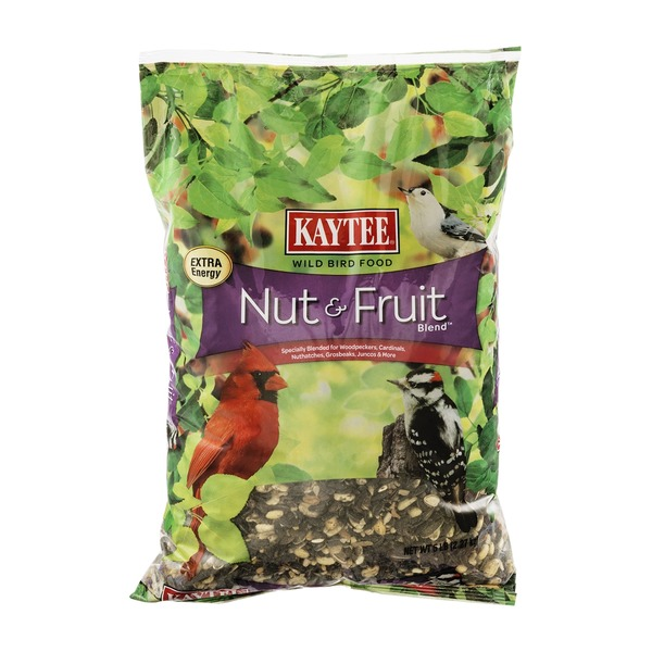 Kaytee Wild Bird Food Nut & Fruit Blend
