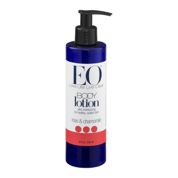 EO Body Lotion Rose & Chamomile